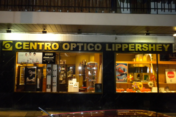 Fachada 2 Optica Lippershey