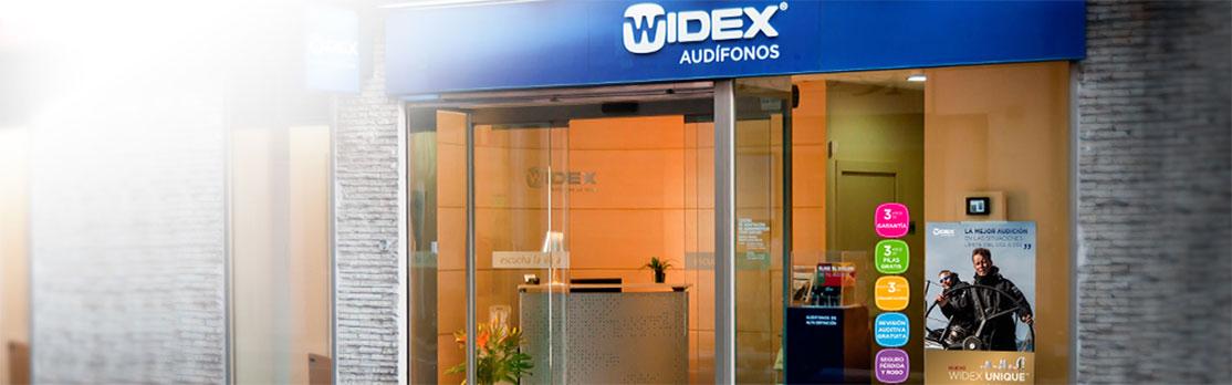 centro oficial widex
